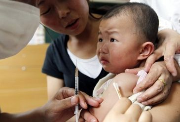 About 15 percent of world's children going without vaccinations, says WHO's Director of Immunization Dr. Okwo-Bele