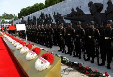 'The end of Gallipoli War did not only change the result of the First World War, but changed history,' says Turkey's defense minister