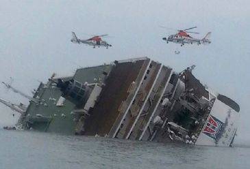 Search teams intensify efforts after families' anger spills over in attack on deputy head of Korea Coast Guard