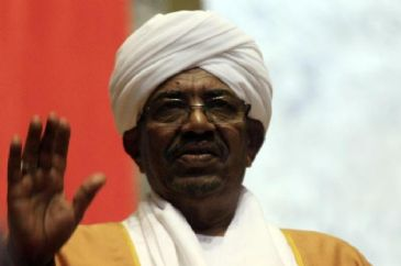 Sudanese President Omar al-Bashir arrived Friday in the Ethiopian resort town of Bahir Dar, where the 3rd Tana Forum is set to kick off Saturday