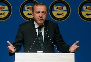 Erdogan says those who record people's private lives disrespect Islamic values.