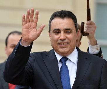 Jomaa's two-day visit comes at the invitation of his French counterpart, Manuel Valls.