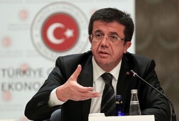 Turkish Economy Minister Nihat Zeybecki said Tuesday that his country is ready to help develop Jordan's Aqaba province.