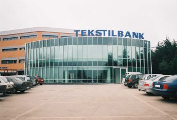 China's largest bank by assets, ICBC, says it has agreed to buy majority stake in Tekstilbank