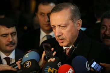 Turkey's PM Erdogan says Gulen threatened Turkey's national security, had attempted a civil coup against the Turkish gov't
