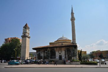 TIKA will restore the only mosque remaining from the Ottoman Empire in Tirana