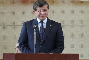 Davutoglu rejects labeling of Turkey as