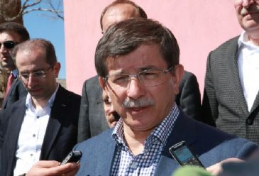 Davutoglu writes for British daily The Guardian, urges for rebuilding Turkish-Armenian ties after Turkish PM Erdogan offered unprecedented condolences to relatives of those who died during the incidents of 1915