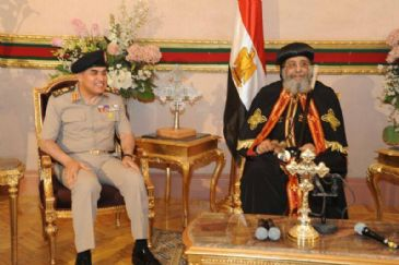 Egypt's Christian Pope Tawadros II is expected to arrive in the United Arab Emirates (UAE) on Friday on his first Gulf visit