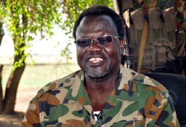 South Sudan's sacked vice president Riek Machar has accepted U.S. Secretary of State John Kerry's proposal for a face-to-face meeting with South Sudan President Salva Kiir in Addis Ababa
