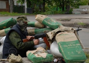 Casualties reported among pro-Russian separatists in renewed 'anti-terror' offensives