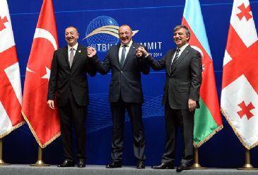 Caucasus mountains no longer a barrier but a site for cooperation, says Turkish president