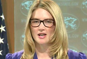 U.S. State Department deputy spokesperson Marie Harf on Monday said there was no campaign to change perceptions of Turkey.