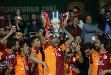 Dutch star Wesley Sneijder's critical goal brings domestic cup glory to the Istanbul team