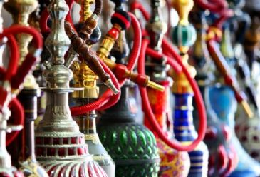 Widely regarded as a symbol of Turkish culture, the shisha is now the unwelcome star of a graphic campaign to get people to kick the habit.