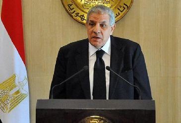 Egyptian Prime Minister Ibrahim Mahlab on Thursday left Cairo for Equatorial Guinea for a two-day visit.