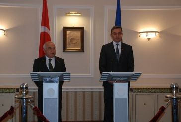 Turkish Parliament Speaker visits autonomous region of Gagauzia and promises to continue to support the area to help resolve its issues with the Moldovan central government