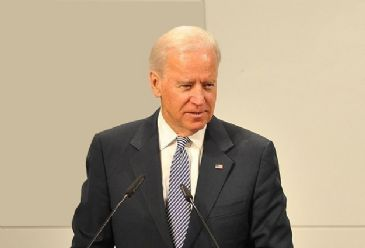 Vice President Joe Biden will meet officials from both Turkish and Greek sides of the island