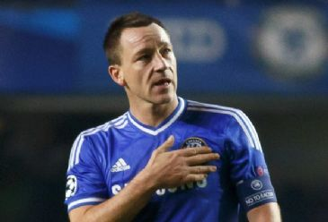 Chelsea's veteran centre-back Terry is staying for one more season in London club