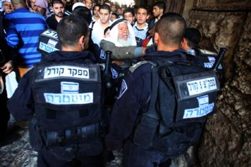 Israel has imprisoned 20 percent of the Palestinian population – at one point or another – since the 1948 occupation of Palestine by what later became the state of Israel