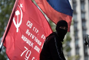 Pro- Russian separatists in the self-proclaimed Donetsk People's Republic issue Ukrainian forces with a notice to leave the region within 24 hours