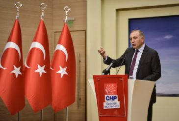 Turkey's main opposition party has formed a crisis desk to do whatever they can in terms of legal and administrative help