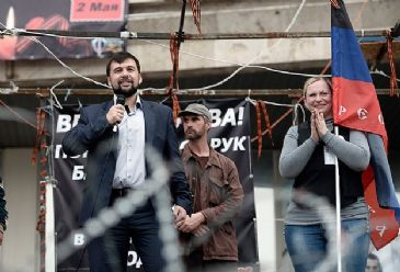 Alexander Borodai was named Prime Minister of the self-proclaimed Donetsk People's Republic