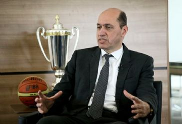 Turgay Demirel becomes the new president of International Basketball Federation's Europe branch