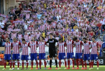 After 18 years Atletico Madrid win silverware with the 2013-14 La Liga title