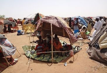 Around 800 South Sudanese refugees cross the border into Ethiopia every day amid reports of fierce fighting in the neighboring Nassir area of South Sudan's Upper Nile State