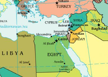 Egypt on Monday denounced what it called attempts by some people – both inside and outside neighboring Libya – to embroil it in Libya's current political crisis.