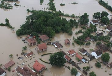 More than 700,000 people said to be homeless after worst flooding across Balkans in more than a century