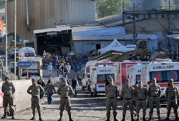 Prosecutor's office says no suspect left in custody after eight placed under arrest over Soma tragedy