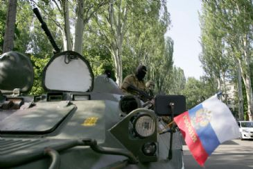 Payments to resume when separatist attacks come to an end in Slavyansk and Kramatorsk, social policies minister says