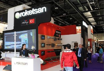 Turkey's major weapons manufacturer to work on military aerospace projects with European multinational