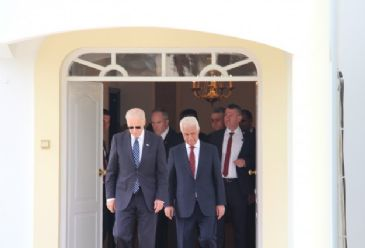 Dervis Eroglu stated that Biden's visit will have a positive impact on finding a solution to the crisis in Cyprus