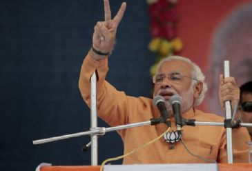 Narendra Modi has tried to shed his 'divisive' image but is he really a changed man?