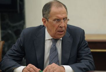 Russia's Foreign Minister Sergey Lavrov said Monday