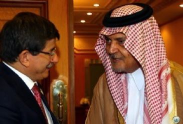 Ahmet Davutoglu has called on Muslim nations to make a united call to prevent sectarian strife in Iraq.