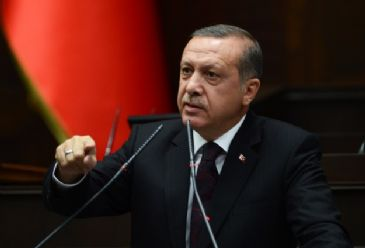 PM Erdogan criticizes opposition parties' emphasis on a president 'above politics,' says president should be a full-fledged politician