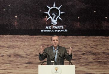 Prime Minister Recep Tayyip Erdogan said the bombardment of Gaza was 'killing humanity'