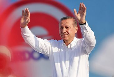 Turkey's 11-year Prime Minister Recep Tayyip Erdogan became president at the end of August 10 elections