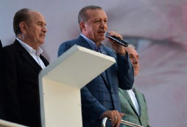 'We are not electing a flower pot,' Erdogan says as he promises stronger, more activist presidency.