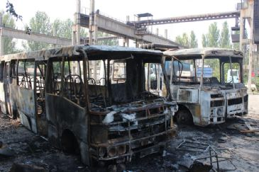Kremlin says Moscow will work alongside International Red Cross to provide aid to eastern Ukraine