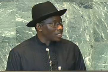 Nigeria's President Goodluck Jonathan has dismissed prophesies that he country's ethno-religious diversities would lead to its disintegration