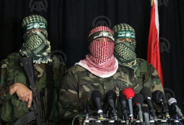 Hamas' armed wing said Monday it was ready to unveil the fate of Israeli soldiers held by its fighters in return for a list of Israeli spies in the Gaza Strip and West Bank.