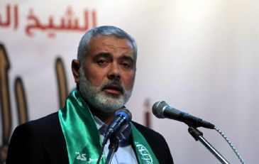 Palestinian Authority President Mahmoud Abbas and senior Hamas leader Ismail Haniyeh have congratulated Turkish President-elect Recep Tayyip Erdogan on his victory in Sunday's presidential election.