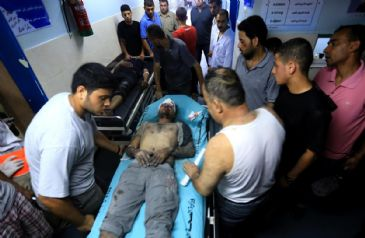 At least 1943 Palestinians, mostly civilians, have been killed – and nearly 10,000 injured – in Israeli attacks since July 7