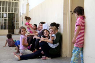 Refugees fleeing from Iraqi violence have been moved to Sulaymaniyah province and Erbil, says UNHCR