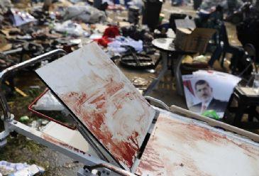 Demonstrations across the world will on Thursday mark the killing of hundreds of demonstrators in Egypt